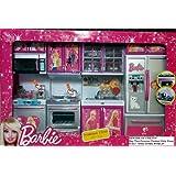 Barbie Dream house Kitchen Set Light & Sound
