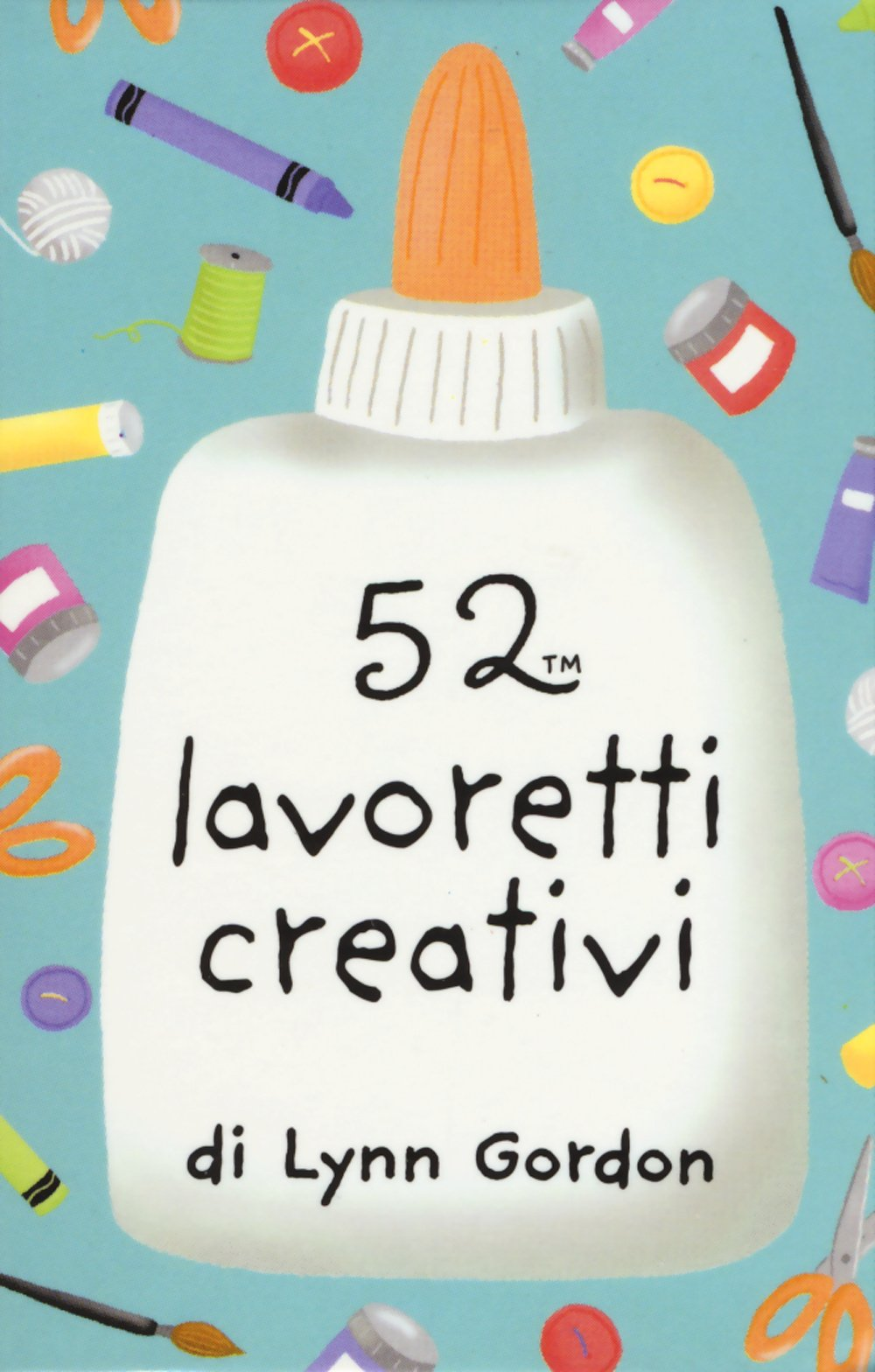 Amazonit 52 Lavoretti Creativi Carte Lynn Gordon Libri