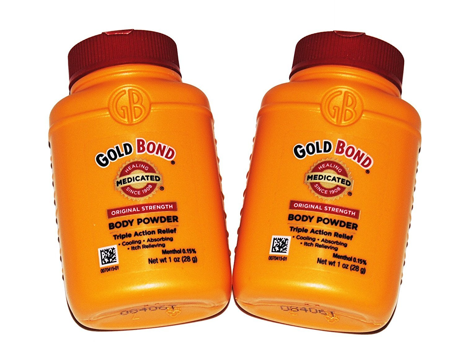 Amazon Com Gold Bond Body Powder Medicated 10 Oz