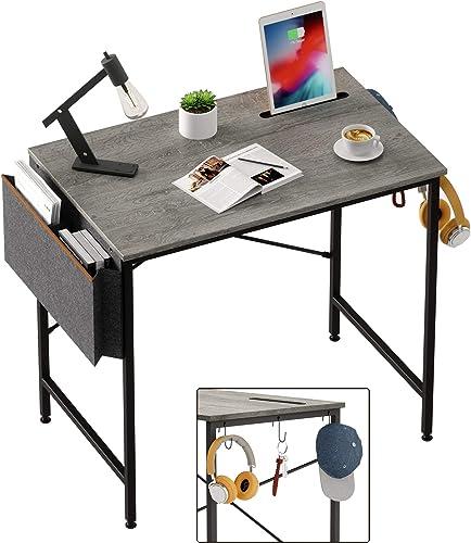 Reviewed: Bestier Small Computer Desk 32 Inch