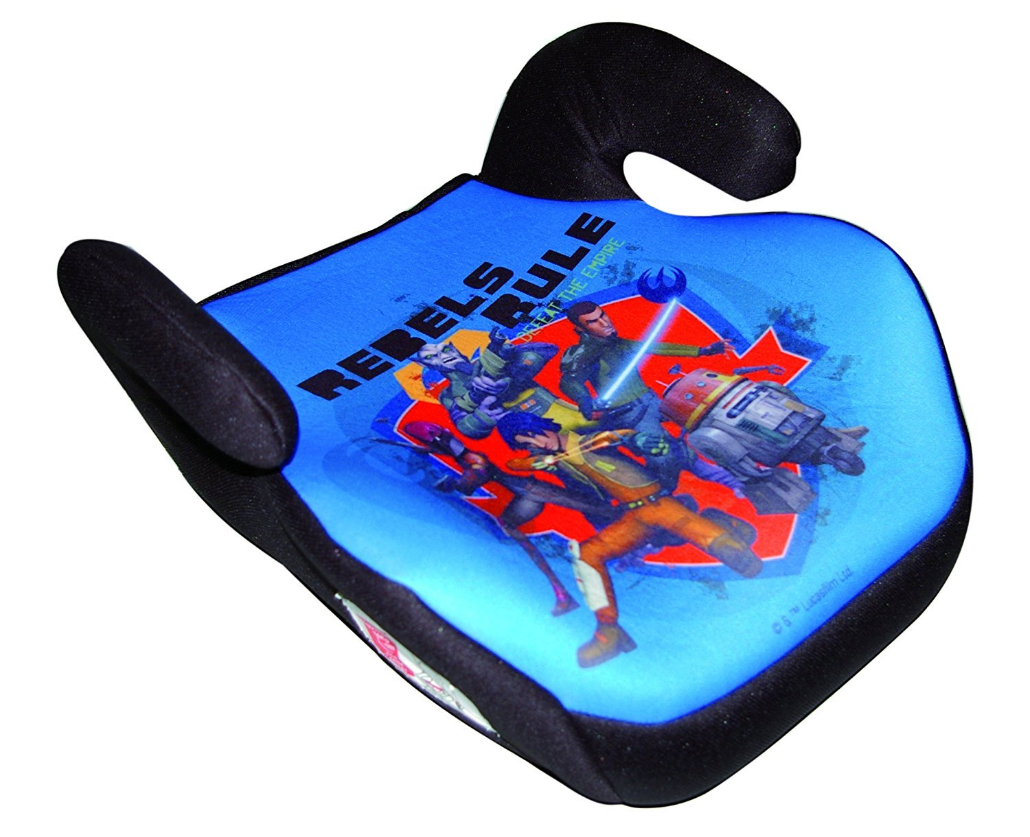 Merchandiseonline Star Wars: The Clone Wars - Children's Booster Seat (Rebels Rule)