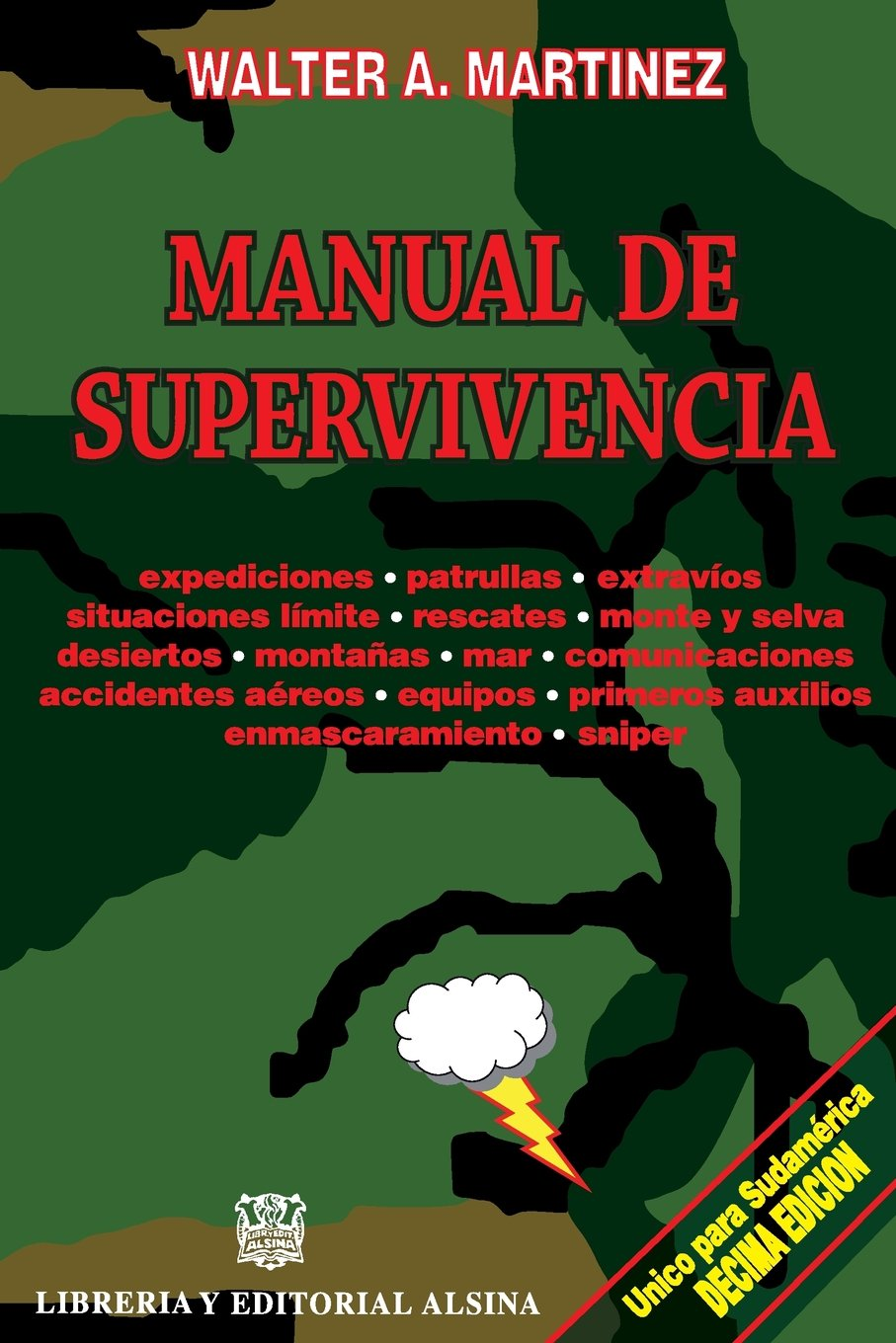 Manual de Supervivencia (Spanish Edition): Walter A. Martinez ...