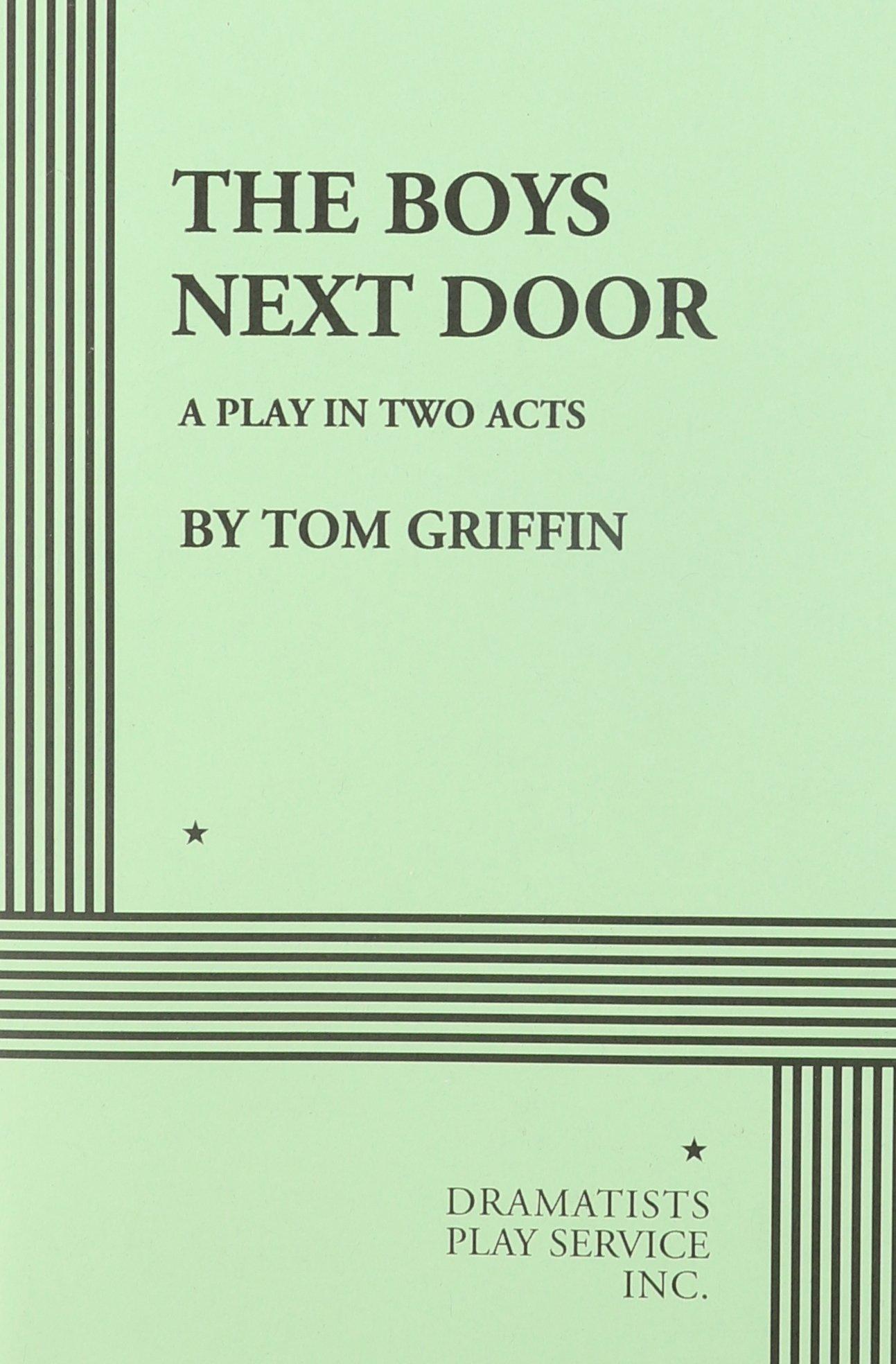 Attrayant The Boys Next Door.: Tom Griffin, Tom Griffin: 9780822201434: Amazon.com:  Books