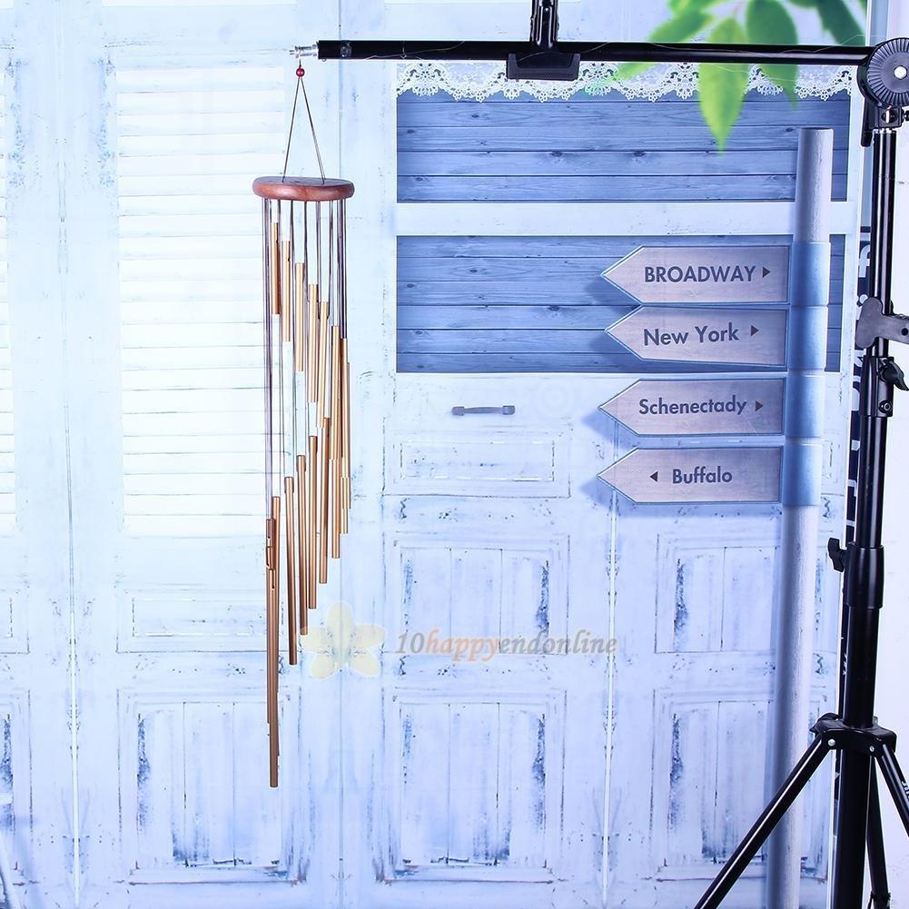 Amazon.com: Tubo carillones de viento móvil carillón de ...