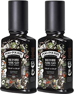 product image for Poo Pourri Trap a Crap Before You Go Spray 4 oz - 2 Pack