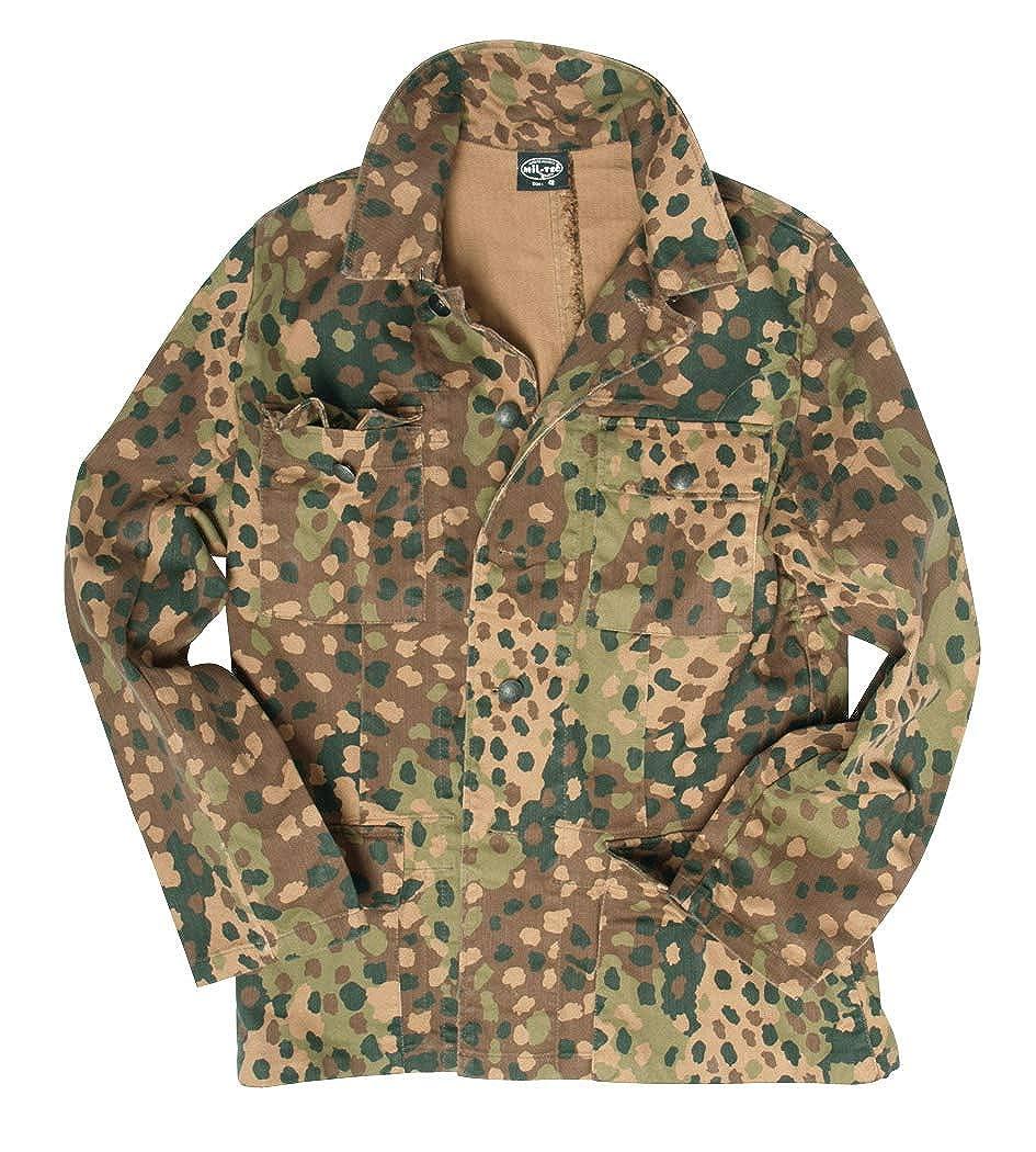 Mil-tec us BDU campo chaqueta R//S caqui hidrófuga chaqueta