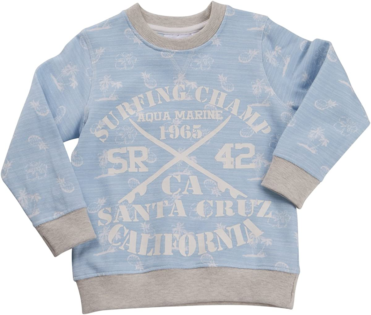 Miinikidz Infant Boys Surf Inspired Jumper