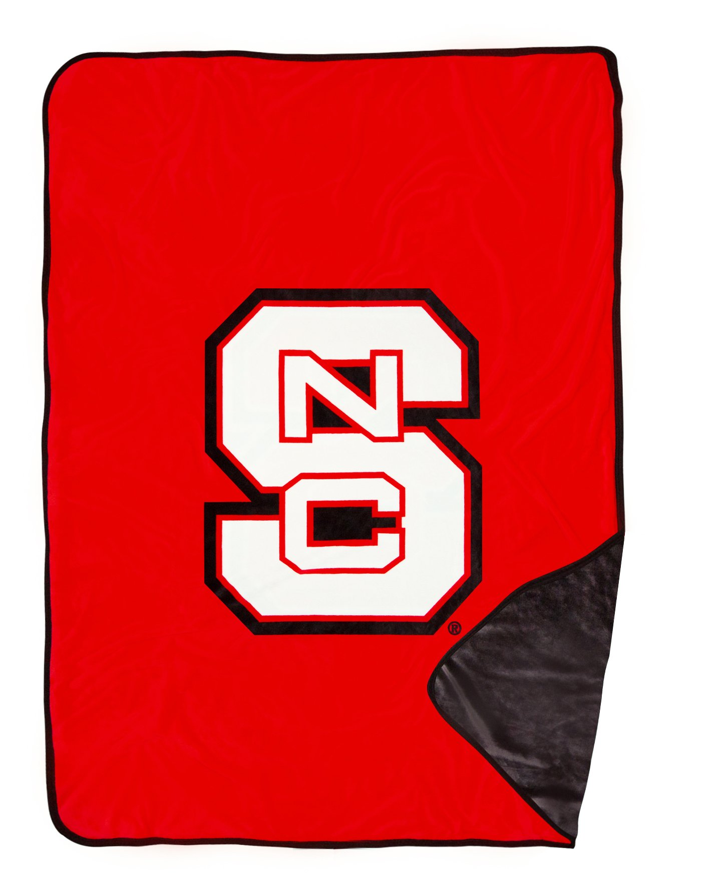 Dormitory 101 NC State University Wolfpack Premium Plush Fleece Blanket - 60''X80'' - New to Market!