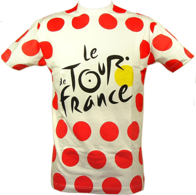 Official Licensed Product Yellow Le Tour de France Kids/' Leader T-Shirt