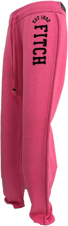 Abercrombie & Fitch - Pantalón de chándal para Mujer Rosa L ...