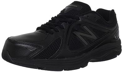 New Balance Men\u0027s MW847 Health Walking Shoe,Black,8 ...