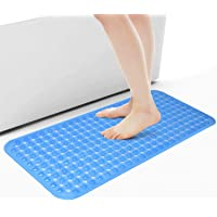 Yueetc Extra Soft and Absorbent Bathroom Mat