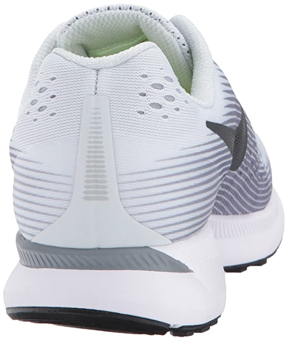 Amazon.com | NIKE Womens Air Zoom Pegasus 34 Running Shoes (11, Grey/White) | Road Running