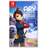 Deals on Ary and the Secret of Seasons for Nintendo Switch