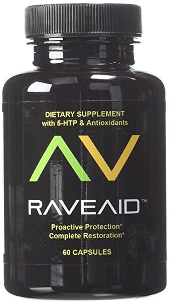 RaveAid - Worlds First & Most Trusted Rave Party Recovery Supplement | Ultimate Protection & Recovery
