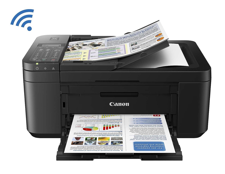 Canon PIXMA TR4527 Impresora fotográfica a Color inalámbrica con ...