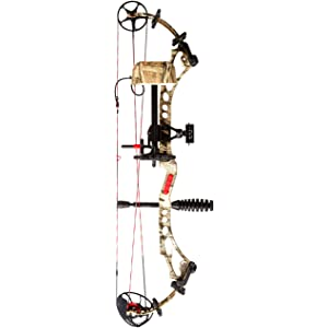 PSE Bow Madness XL Compound Bow Ready - to - Shoot Package MOBU Infinity