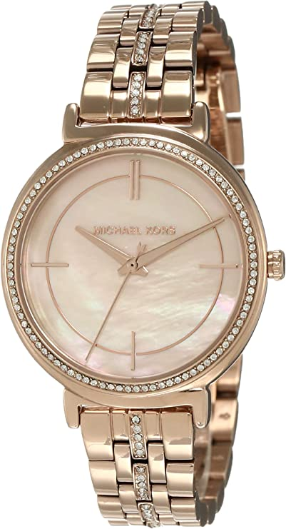Reloj MICHAEL KORS - Mujer MK3643: Amazon.es: Relojes