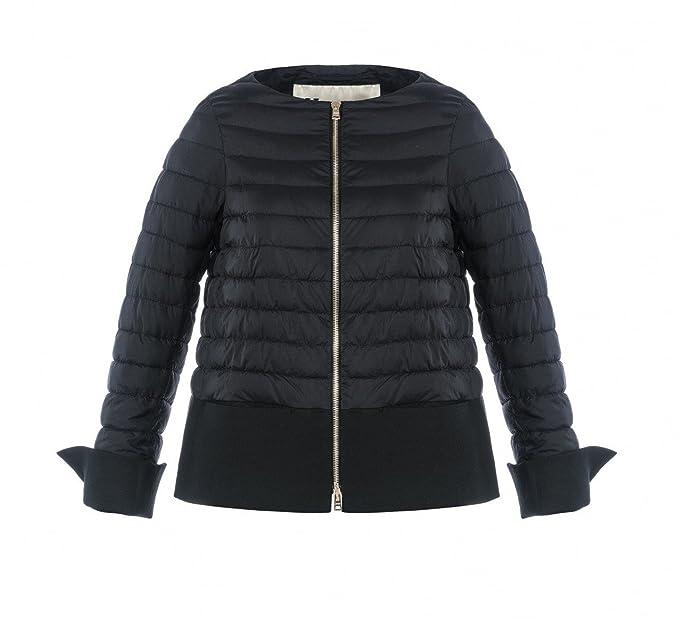 low priced ffc46 c5beb Herno giubbino giacca piumino ecologico light donna PC0023D ...