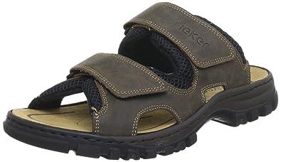 bc389dd21732 Rieker 25092 Herren Pantoletten  Amazon.de  Schuhe   Handtaschen