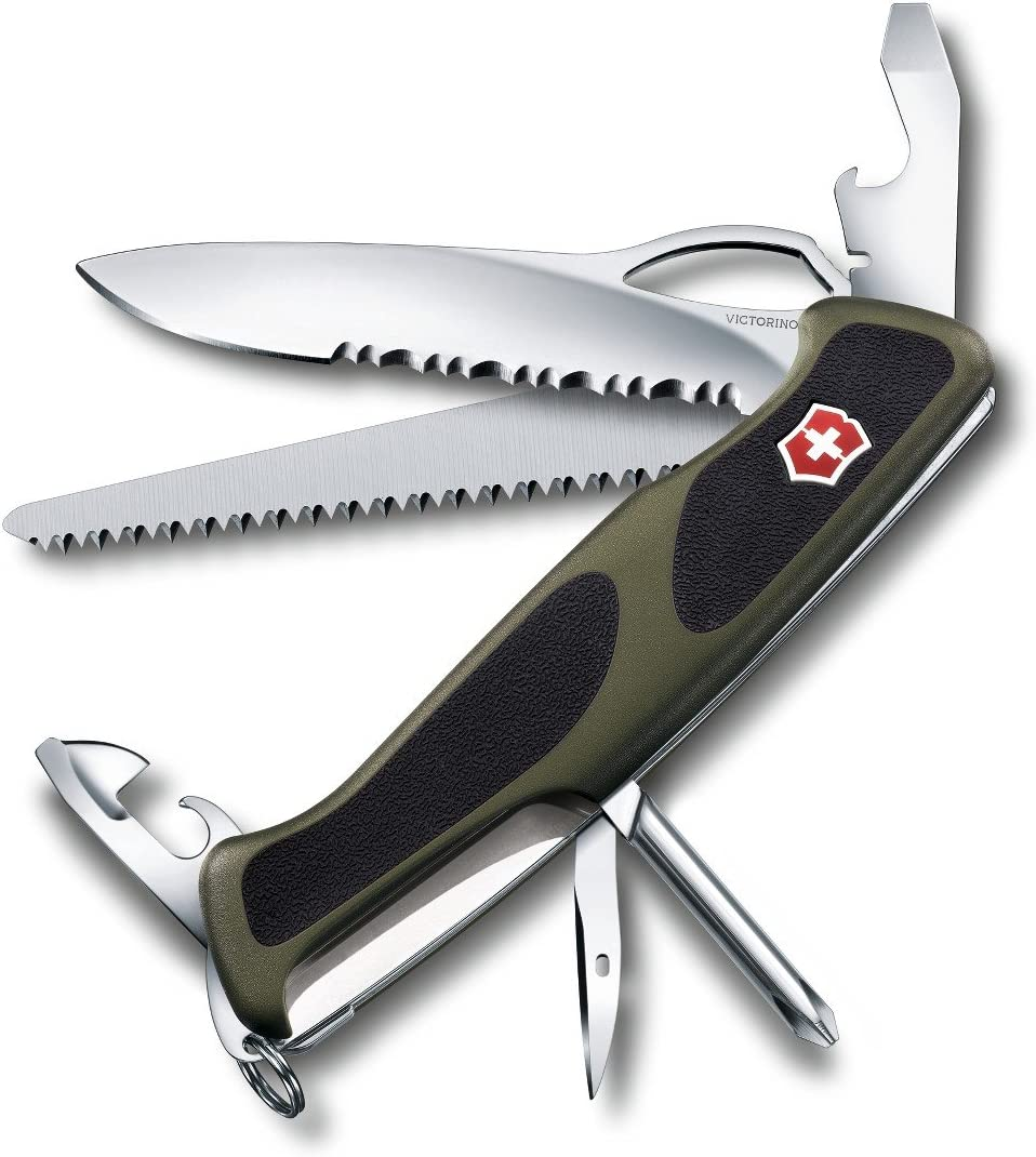 Victorinox Swiss Army RangerGrip 178 Multi-Tool Pocket Knife
