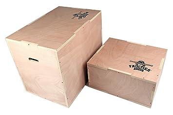 Trend-Welt Crossfit Jump Caja PLYO Box Salto Oficial ...