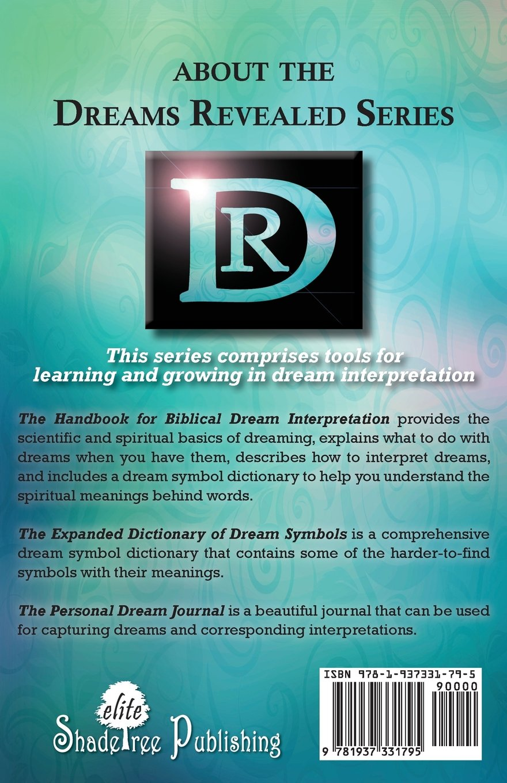 Dreams revealed personal dream journal terri meredith dreams revealed personal dream journal terri meredith 9781937331795 amazon books buycottarizona