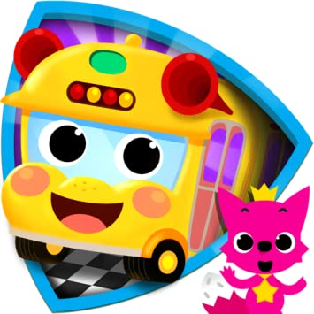 Car Town Motors >> Pinkfong Car Town Wheels On The Bus And More