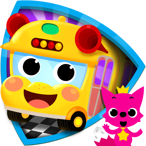 Town Bus - PINKFONG Car Town: Wheels on the bus and more!