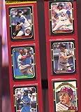 1987 Donruss Baseball Set 2 Blister Pack = 10 Wax