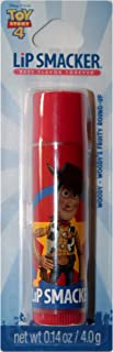 product image for Lip Smackers (1) Lip Balm Stick Best Flavor Forever - Disney Pixar Toy Story 4 Woody - Woody's Fruity Round-Up Flavor - Carded - Net Wt. 0.14 oz