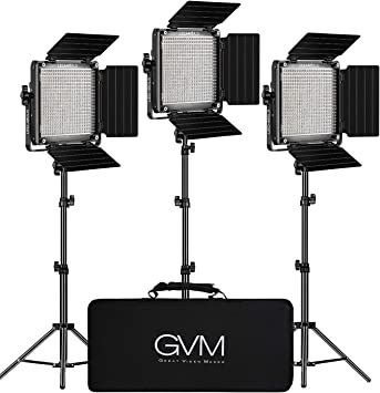 Video LED Videolicht Videoleuchte Wasserdichte Videobeleuchtung für Fotografie