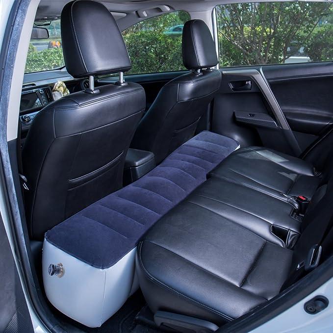 Amazon.com: FMS - Colchón hinchable para asiento trasero de ...