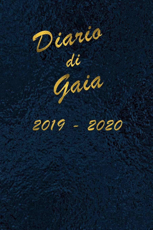 Agenda Scuola 2019 - 2020 - Gaia: Mensile - Settimanale ...