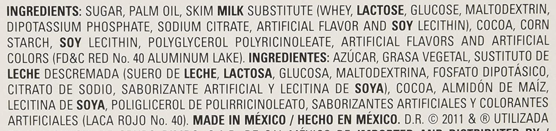 Amazon.com : Duvalin Hazelnut/strawberry soft candy (4 Pack - 72 Units) : Grocery & Gourmet Food