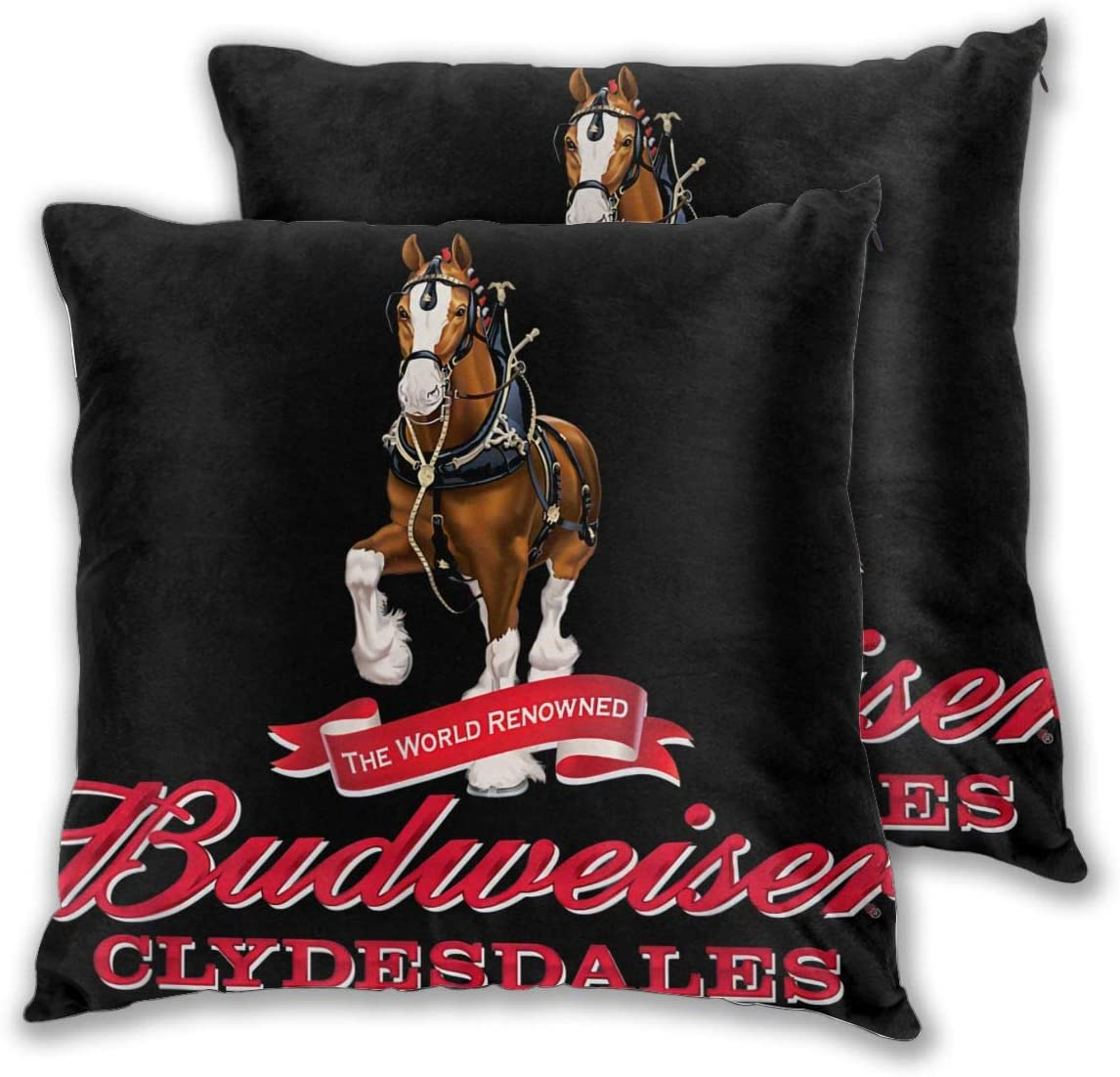 Amazon Com Not Budweiser The Most Fashionable And Stylish Pillowcase In 2020 2 Pack Home Kitchen