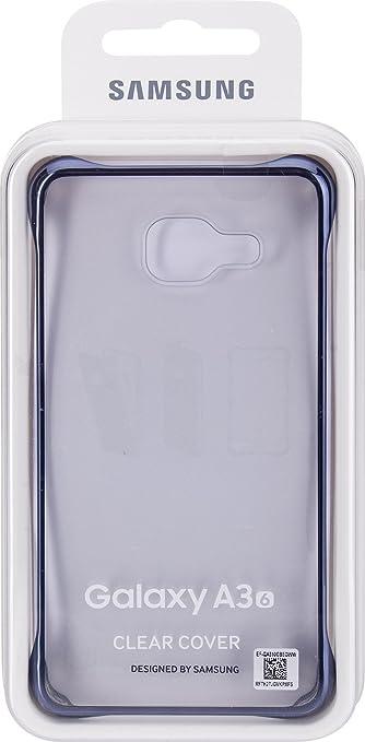 4 opinioni per Samsung EF-QA310CBEGWW Custodia per Galaxy A3, 2016, Nero
