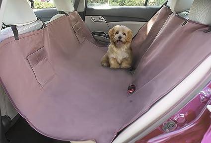 MEGALOVEMART Hammock Style Waterproof Dog Car Seat Cover For Trucks SUV Family Van