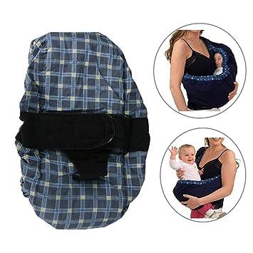 ergonomique respirant Porte-bébé avant nouveau-né Sling Wraping Sac à dos  étui pour ef140910cc5