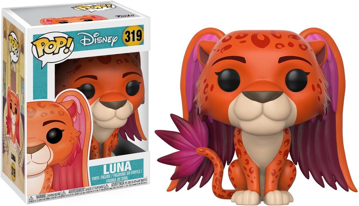 #319 // 20403 - B Compatible PET Plastic Graphical Protector Bundle Funko Luna: Elena of Avalor x POP BCC9U6420 Disney Vinyl Figure /& 1 POP