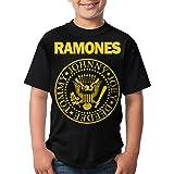 Deborah E Freeman Foreigner T Shirts Youth Round Neck Shirt Teenager Boys Personality Tees