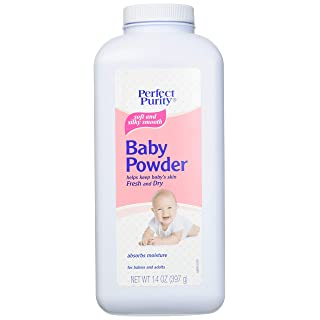 Perfect Purity Soft And Silky Baby Powder - 14 Oz