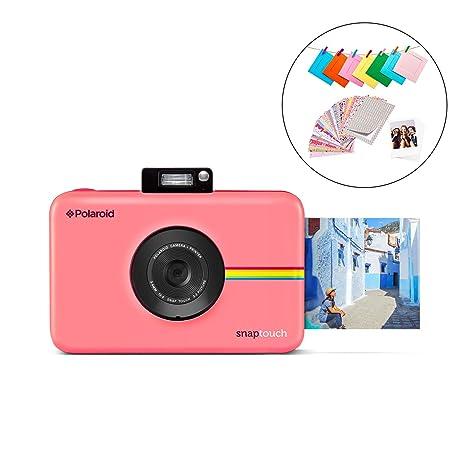 905f81e49f polaroid snap touch 2.0 accesorios Polaroid Snap Touch 2.0 - Cámara digital  portátil instantánea de 13
