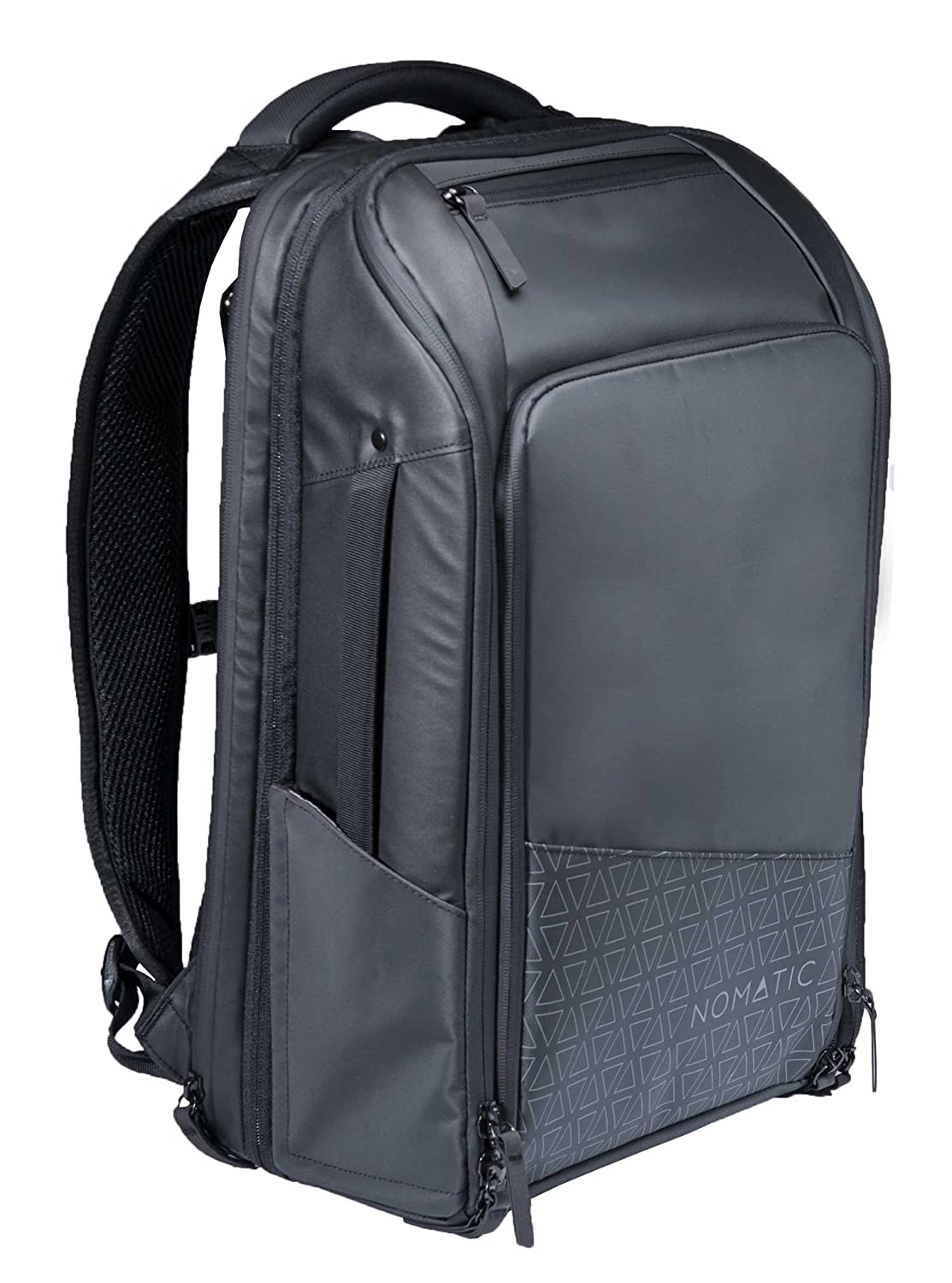 eb5b2742fff6 Amazon.com  NOMATIC Travel Pack- Black Water Resistant Anti-Theft 30L  Flight Approved Carry on Laptop Bag Computer Backpack  Electronics