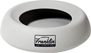 Franklin Pet Supply Travel Pet Silicon Bowl 16oz. - No Spill - BPA Free