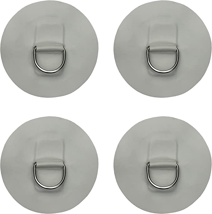 Glue for Boat Raft Kayak Canoe Hot Sale Stainless Steel D-Ring Pad PVC Patch