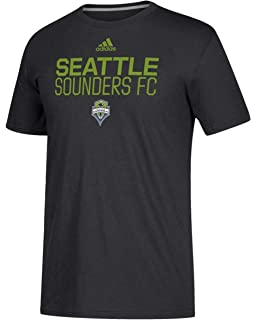 save off ce811 0986f Amazon.com: adidas Men's Seattle Sounders FC Replica Jersey ...