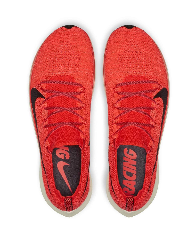 Nike Zoom Fly Flyknit Men's Running Shoe Bright Crimson/Black-Total Crimson Size 7.5 by Nike (Image #6)