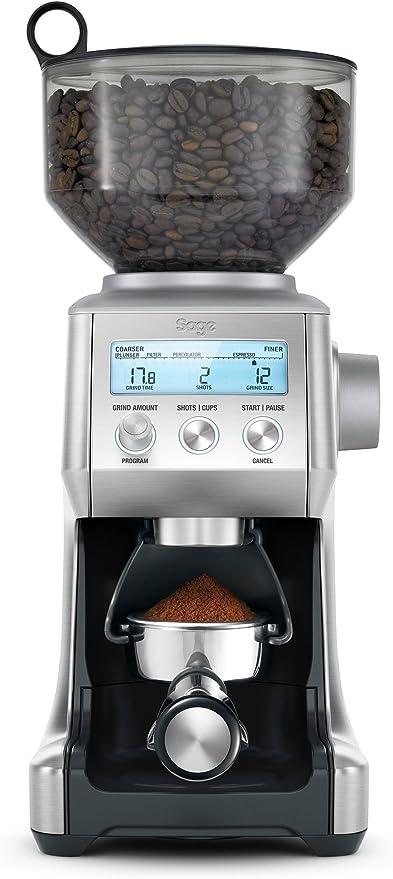 Sage SCG820BSS4EEU1 Molinillo de café, 165 W, Acero inoxidable ...