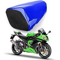 asiento de motocicleta para K-A-W-A-S-A-K-I ZX6R ZX 6R 2005-2006 Funda para asiento trasero de motocicleta Artudatech cowl pasajero Pillion
